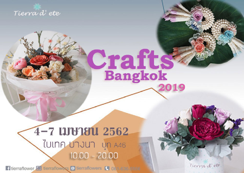 Crafts-Bangkok-2019